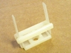 Flat cable clamp  25mm wide