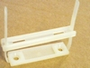 Flat cable clamp  50mm wide