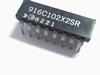 Resistor Array 1K ohm x 8 DIP16