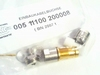 HF-1.6/5.6 inbouwbus 005-11100-200008 Büschel kontakte