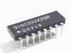 Resistor Array 8 x 3K3 ohm DIP16