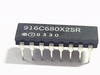 Resistor array 8 x 68 ohm  916C680X2SR