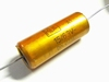 Electrolytic capacitor bipolar 15 uF 63Volts