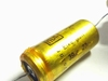Electrolytic capacitor bipolar 39 uF 23Volts