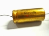Electrolytic capacitor bipolar 82 uF 40Volts