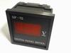 Digital panelmeter 0-5volt AC