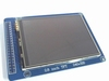 LCD display 320x240 TFT 2.8 i. with touchscreen and SD entry