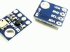 BMP180 temperature / pressure sensor module 5 pins,no header