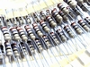Resistor carbon 2 Watt 820 Ohm 5%