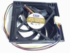 Fan 70x70x15 mm 12 volts AVC DE07015B12U