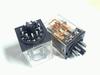Relais Omron MK3PI-N 24 volt AC 3PDT