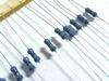 Resistor metal 0,25 Watt 2,7 Ohm 1%