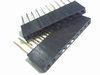 Female Header 2,54 mm straight 1 x 10 with long pins