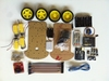Robot platform 4 wheel drive kit complete with electronics