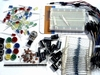 Electronic components kit deluxe