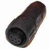 Cable socket Amphenol Poles 6+PE, T 3105 001