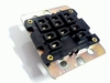 Relay socket HP3-SRS for HP3 3-pole relay
