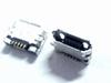 USB micro-B voor printmontage SMD
