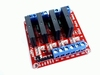 4 channel solid state relay module