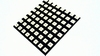 8x8 LED Module with 64 RGB WS2812B LEDS