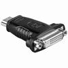 HDMI - DVI verloopstekker male female
