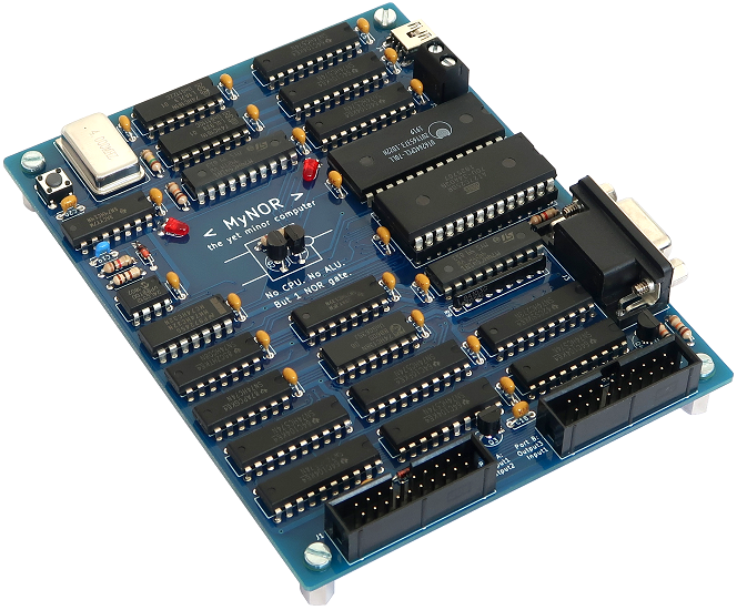 Mynor single board computer kit - Main Board