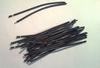 Set of 20 flexible copperwire black