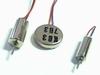 Three mini motors