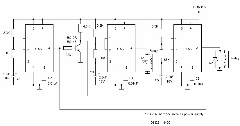 electronica onderdelen en componenten