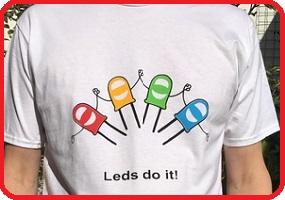 Elektro fun shirts