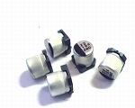 Electrolytical capacitors SMD